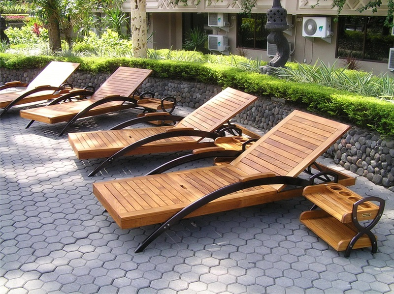 Jayakarta Hotel Synthetic Rattan Furniture Project
