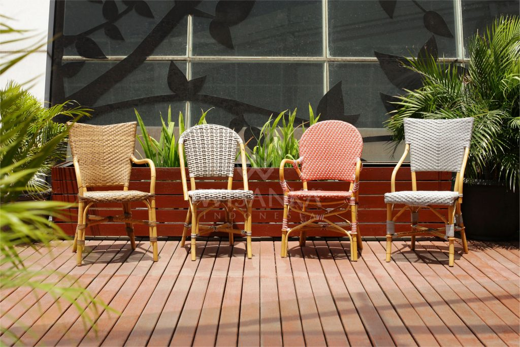 Bistro Chair | Rattan Bistro Chair | Indonesia Rattan Bistro Chair