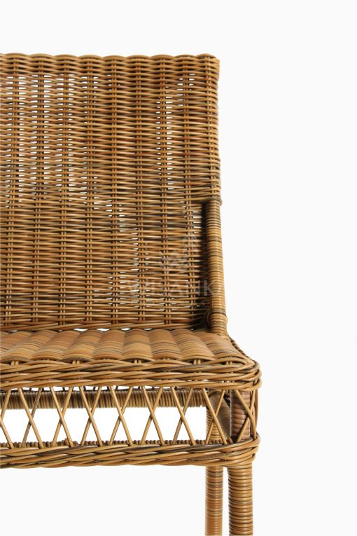 Arte Dining Chair - Outdoor Wicker Dining Chair detail 1