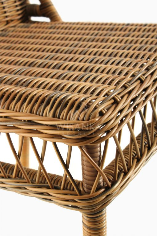 Arte Dining Chair - Outdoor Wicker Dining Chair detail 2