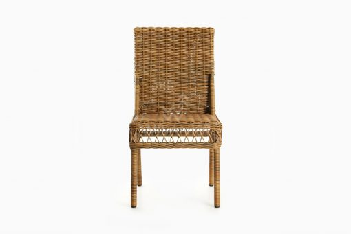 Arte Dining Chair - Outdoor Wicker Dining Chair front