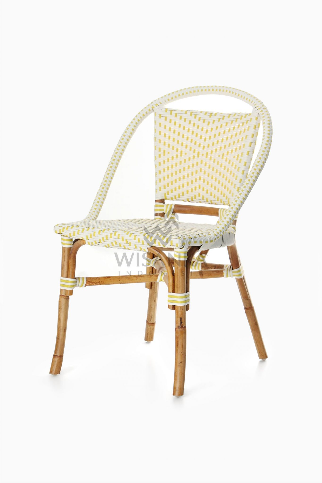 Elle Bistro Chair Wicker Dining