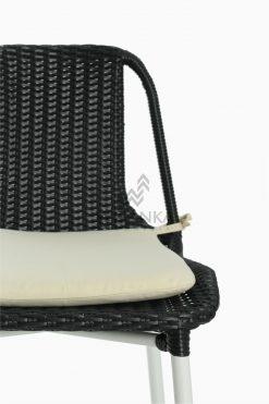 Millen Valensie Outdoor Rattan Chair Detail 1
