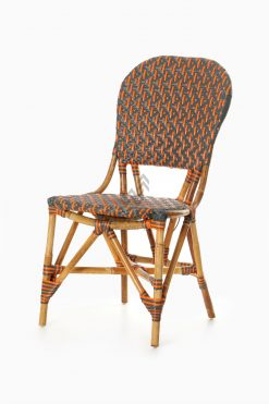 Liko Rattan Bistro Chair for Restaurant and Cafe Furniture perspective