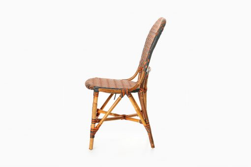 Liko Rattan Bistro Chair for Restaurant and Cafe Furniture side