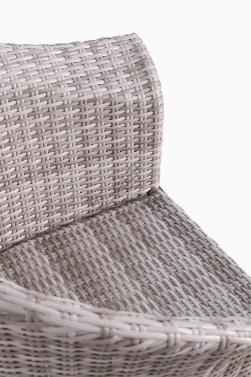 Subang Patio Rattan Outdoor Arm Chair Detail 2