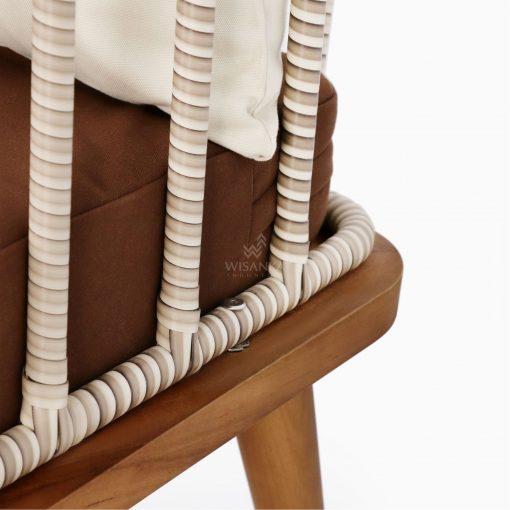 Anjani Terrace Chair - Outdoor Rattan Patio Furniture detail 2