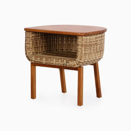 Arka Terrace Table - Outdoor Rattan Patio Furniture