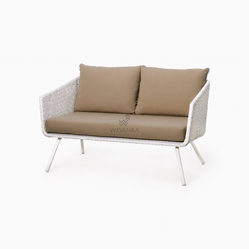 Clarendon Sofa 2 Seater - Outdoor Rattan Patio Furniture