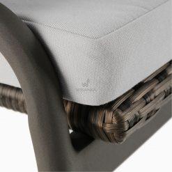 Kent Outdoor Chair - Rattan Patio Furniture detail 2