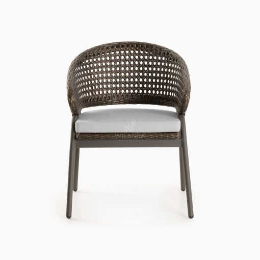 Kent Outdoor Chair - Rattan Patio Furniture front