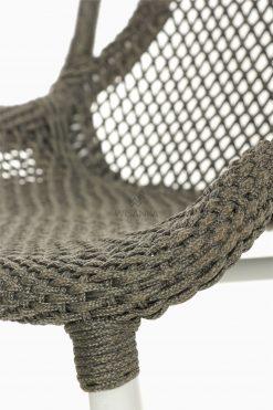 Millen Side Chair - Rattan Patio Furniture detail