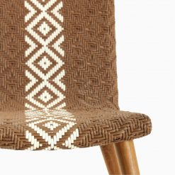 Neysa Occasional Chair - Outdoor Rattan Patio Furniture detail 2